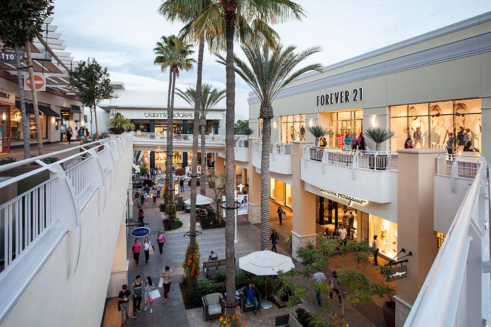 Fashion Valley Mall La Jolla Ca